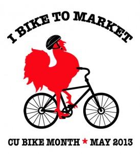 Bike to Market Roster on Bike