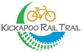Kickapoo Rail Trail logo